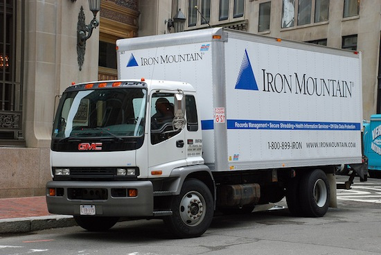 Iron_Mountain Truck